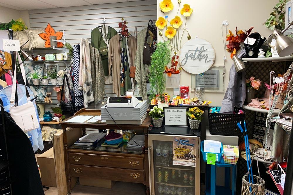 Wingham Hospital Gift Shop